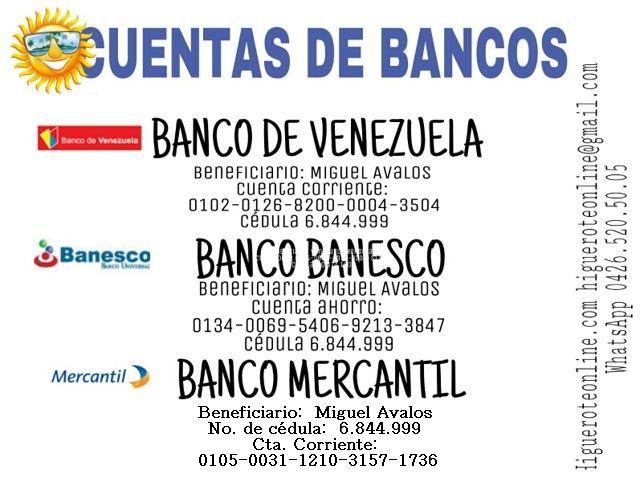 0 bancos disponibles