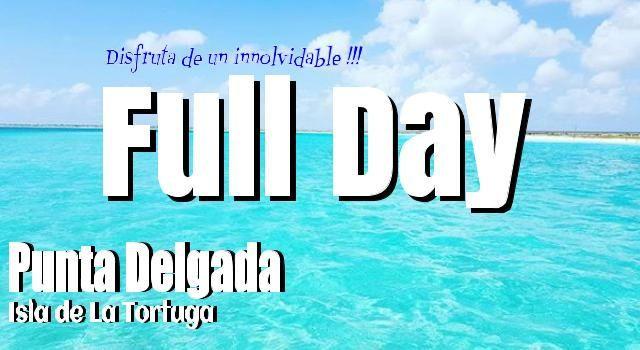 Punta Delgada Full Day