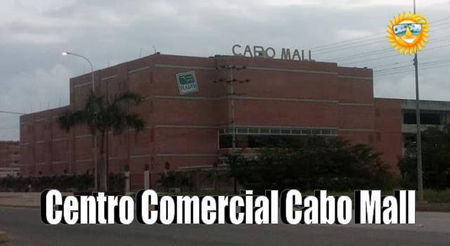 Centro Comercial Cabo Mall en Higuerote .El lugar de compras ideal