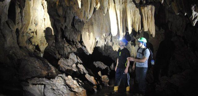 Excursión Cueva Alfredo Jahn