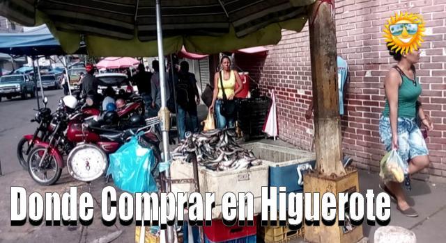 Donde comprar en Higuerote. Mapa Interactivo: