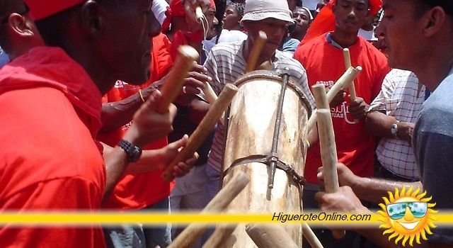 La Fiesta de San Juan del 24 de Junio  hacen retumbar los tambores en Curiepe