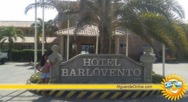 Hotel Barlovento en Higuerote
