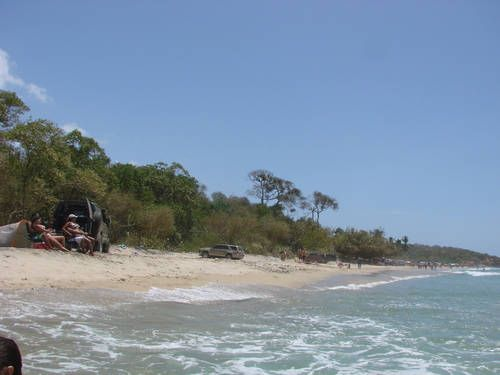 Día Mundial de las Playas en Higuerote