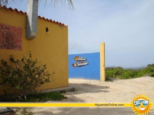 Las Casas del Gobernador en Chirimena